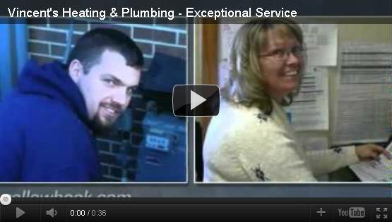 Exceptional furnace Service in Port Huron MI by Vincent's Heating and Plumbing.