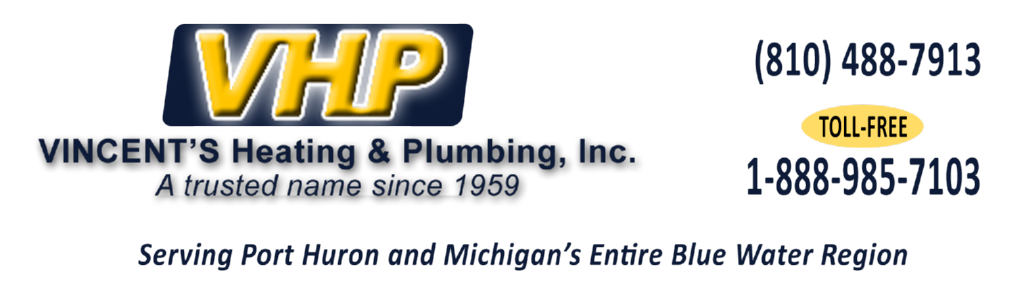 Call Vincent's Heating & Plumbing for reliable Furnace repair in Port Huron MI