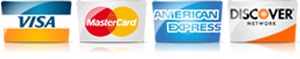 For AC in Port Huron MI, we accept most major credit cards.