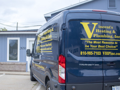 Vincents Heating and Plumbing; A trusted HVAC Company in the Port huron MI area